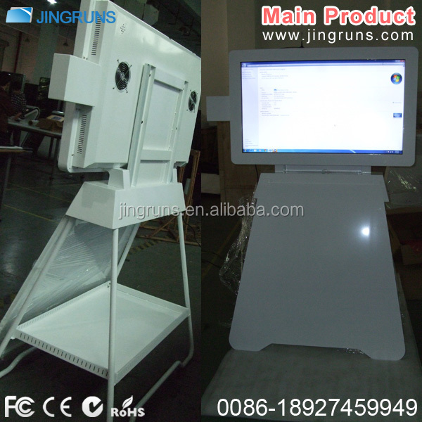 Promotional wedding 42 inch photo booth kiosk l7 touch screen