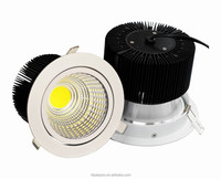 high luminance 220v led light cob led downlight wholesale
