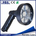 27W LED Marine Spotlight handheld light Rechargeable searchlight