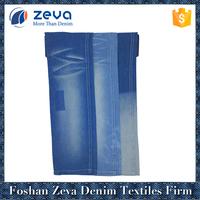 2017 fashionable design indigo 32*32 100% cotton 4.5oz denim fabric stocklot for shirt