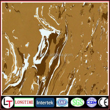 colorful artificial marble slab kitchen tile, factory price
