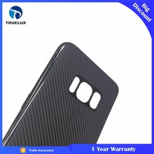 Competitive Price Slim TPU Case for Samsung Galaxy Note 2 Carbon Fiber Pattern Back Cover