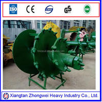 drilling rig parts pilling rig parts Augers Auger Drilling,Earth drill for Digging Hole