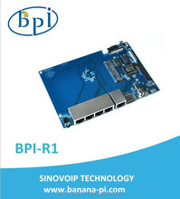 Powerful banan pi BPI-R1 Open-source for Smart Home Networking