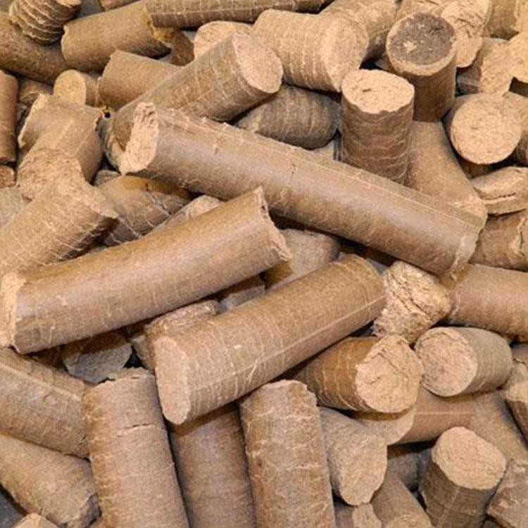 wood pellets for fuel with High Caloric Value 4800Kcal/kg