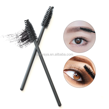 Hottest Fashion Disposable Eyelash Brush Disposable Mascara Applicator Brush for Eyelash Extensions