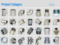 Hot Dip Galvanized Steel Pipe Fittings