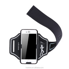 mobile phone armband holder Arm pouch Sports Mobile Phone Armband Pouch Holder/safety pvc armband running