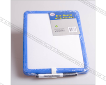promotion magnetic dry eraser board with marker