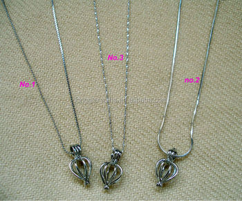 3 chains styles for love pearl gift set