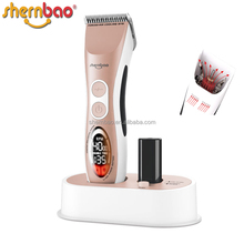 Shernbao CAC-868 cord&cordless pet cat dog grooming clipper