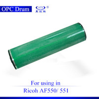 New Compatible Copier OPC Drum For Ricoh Aficio 550 650 1060 1065 1070 1075 2051 2060 2075 Toner Cartridge Parts