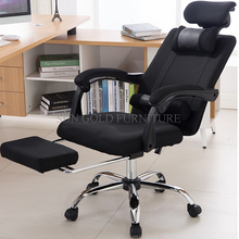 Reclining Chair WheelChair Office Chair With Footrest(SZ-OCK164)
