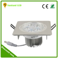 Top epistar led celling light lamp smd led ceiling light for living room