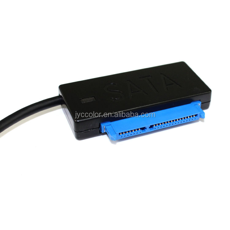 "TSJ0001 USB 3.0 to SATA 22-Pin Serial 2.5"" HDD Connection Adapter Cable"