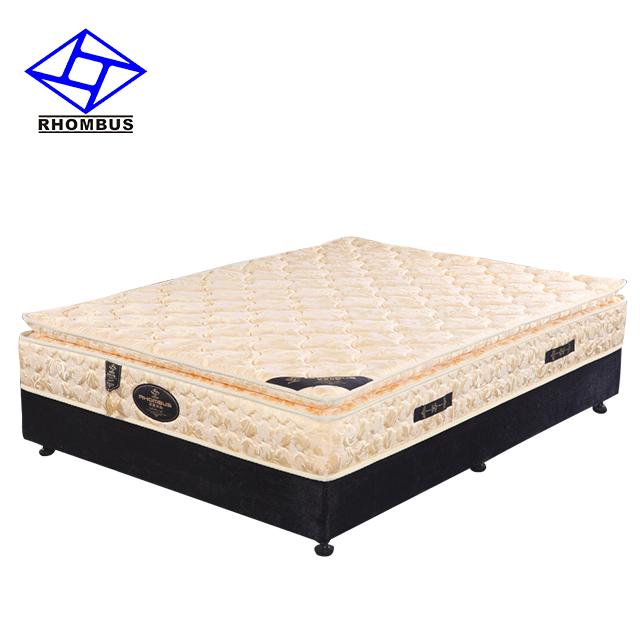 Angel Sleep Double Sizes Hybrid Foam Spring China Firm Mattress A14 - Jozy Mattress | Jozy.net