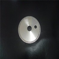 50mm electroplated diamond blade asphalt concrete cutter