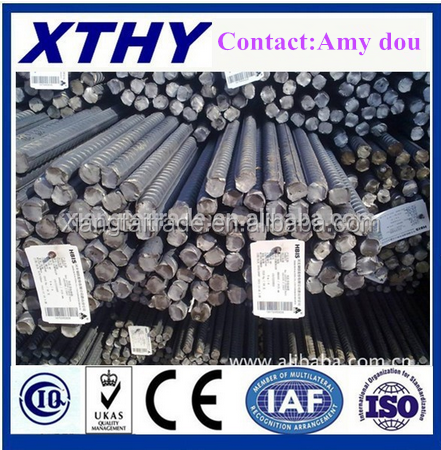 Weight of 6mm 8mm 10mm 12mm deformed steel round bar rebar iron rod for construction