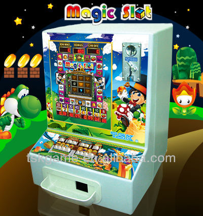 MY-1009: Mario machine: MAGIC SLOT
