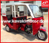 BAJAJ style motor taxi/ three wheel motorcycle