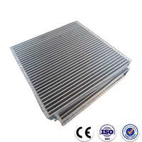 Hot sellling aluminum plate radiator core