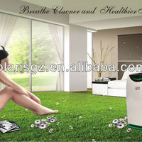 UV Lamp Air Purifier In Home