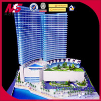 Building Scale Model For Real Estate