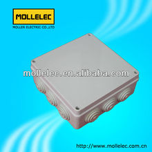 Electronic Outdoor Project Enclosure Junction Box ABS/PC Plastic Battery Enclosure IP66 with CE