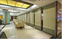 Movable Soundproof Partition Walls For Banquet Hall