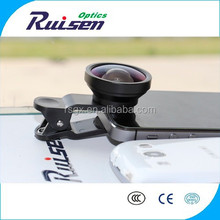 universal clip 0.4X angle mobile phone camera lens
