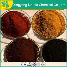 iron oxide/Factory Price/Red/Black/Yellow/Green Powder