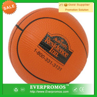 Gel-ee Gripper Basketball Stress Ball with Logo for promotion and anti stress