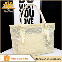 Hot China Products Wholesale cheap transparent pvc beach bag,beach bag