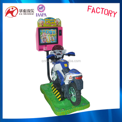 High quality 3D video coin operated amusement rides games for kids
