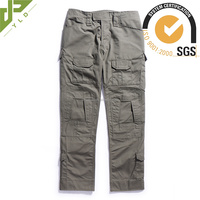 high quality mens camouflage breathable green combat trousers