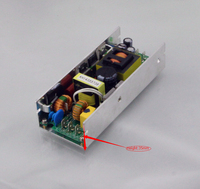 Single Output 12V 24V 36V 48V 60V Open Frame 200W Led Driver/Led Switching Power Supply