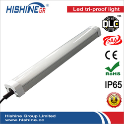 explosion-proof and anti-corrosion 40w 1200mm led lights for diesel plants with ce rohs