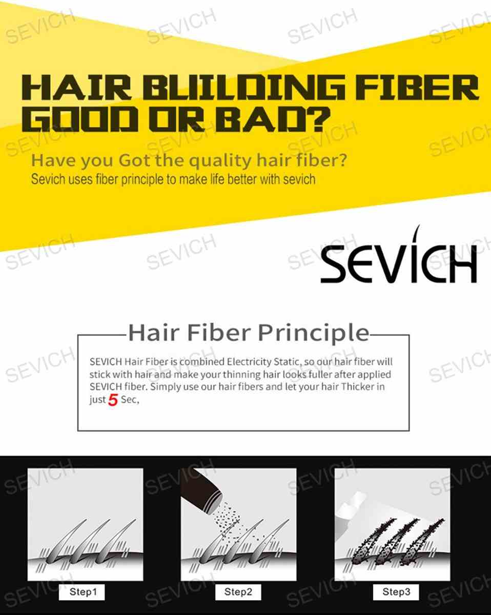 Beauty Salon Products Private Label Keratin Hair Fiber