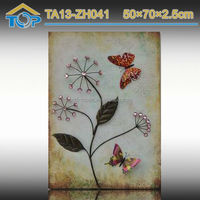 Wholesale Iron Wall Art Hanging