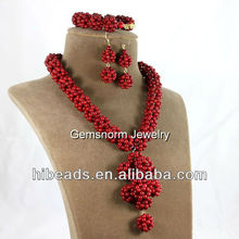 Single row african fashion jewelry sets rare style AFJS0026