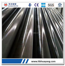 p235gh equivalent steel pipe Wholesale distributors round carbon q235b erw welded steel pipe