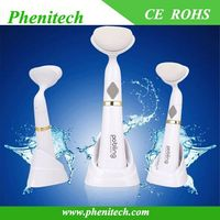High quality lady vibrating home use facial massage machine