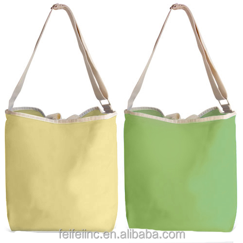 Custom printing canvas shopping tote bags wholesale
