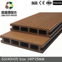 modern new type color stability wpc wood plastic composite flooring wpc plank