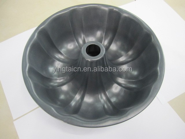 pumpkin shaped bundt tube form bundt tube cake pan bundt pan