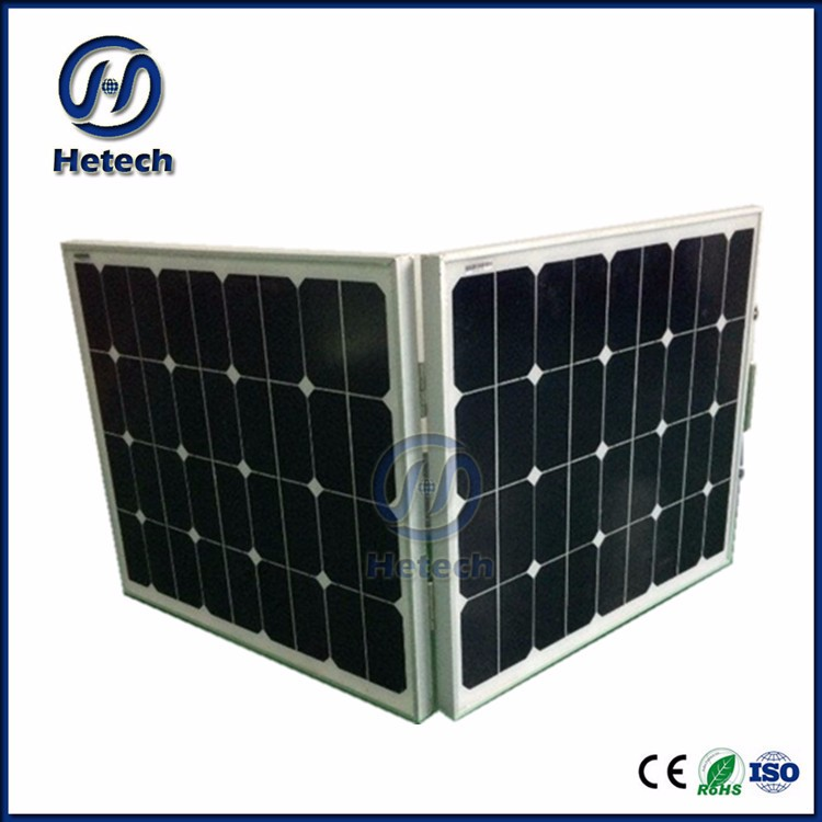 Customized solar panel system portable pv solar panel kit 120w sunpower made