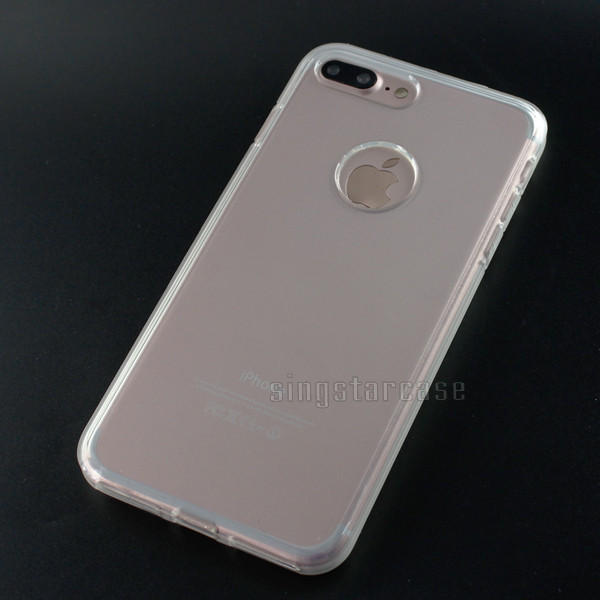 2MM Prism Soft TPU Cover Case For <strong>iPhone</strong> 7 Plus, Transparent TPU Back Cover For <strong>iPhone</strong> 8 Plus Case Clear