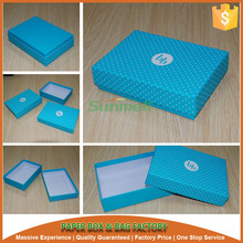 a4 size paper box with lid template