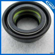 Black Rubber Spring Loaded Tc Shaft Oil Seal
