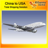 cheap air freight/cargo shipping dalian to usa Amazon FBA